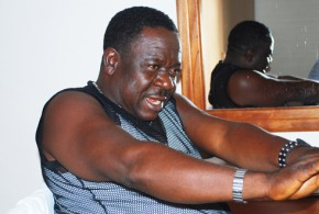 "Mr Ibu: ""Professionally, I am an IDIOT"""