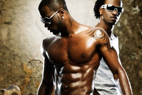 DoubleTrouble: Peter Okoye of Psquare falls off stage, joins list of superstars' on-stage falls