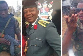 Nigerian Army, Families of Soldiers Killed by Boko Haram at War!