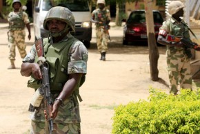 Bomb Explosion Rocks Army Barracks in Plateau