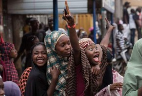 Army Rescues Chibok Girls, But Nigerians Are Cautiously Optimistic