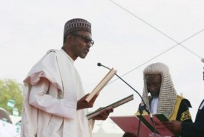 Presidential Inauguration 2015: A New Dawn for Nigeria