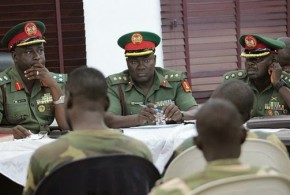 Nigerian Soldiers On Death Row Challenge Judgement