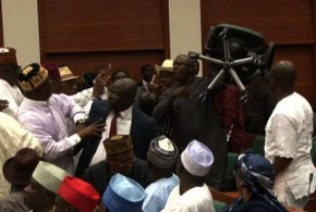 Legislators Fracas Is No Shame, But Political Immaturity