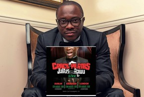 Crack Ya Ribs: Julius Agwu Storms UK & Ireland in August, Kicks Off in Dublin